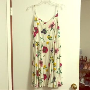 PLUS SIZE FLORAL 🌺 DRESS